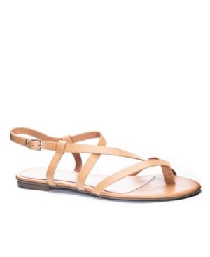 Chinese Laundry Women's Active Open Toe Flat Sandal Women's Shoes
