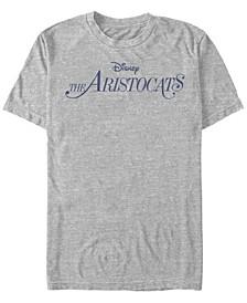 Men's Plain Logo Short Sleeve T-Shirt