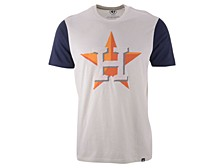 Houston Astros Men's Blocked Fieldhouse T-Shirt