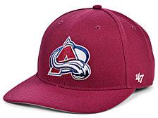 '47 Brand Colorado Avalanche Pro Fitted Cap