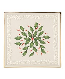 CLOSEOUT! Hosting The Holidays Trivet
