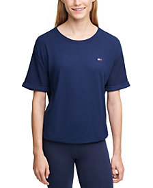 Tommy Hilfiger Sport Waffle-Rib T-Shirt