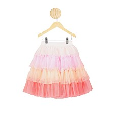 Little Girls Trixiebelle Tulle Skirt