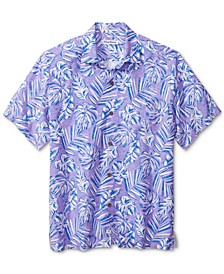 Men's La Playa Fronds Camp Shirt