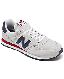New Balance Men's 500 V1 Casual Running Sneakers from Finish Line