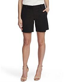 Women's Cotton Double Weave Shorts