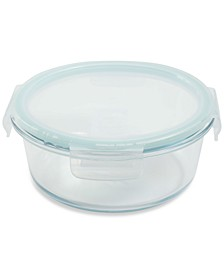 44-oz. Glass Food Storage Container with Lid