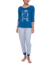 Star Wars R2-D2 Pajama Set