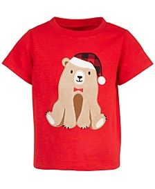 Baby Boys Bear T-Shirt, Created for Macy's