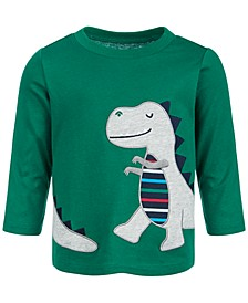 Baby Boys T-Rex T-Shirt, Created for Macy's