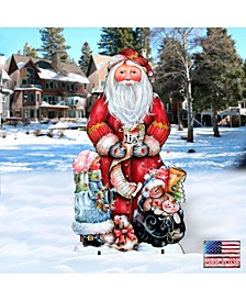 by Jamie Mills-Price Christmas Wish List Santa