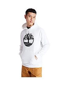Mens Core Tree Logo Pullover Hoodie