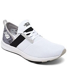 Women's Fuelcore Nergize Snake Walking Sneakers from Finish Line