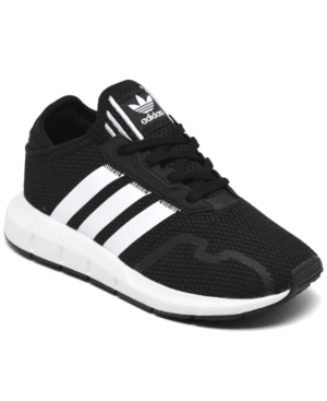 Adidas Originals ADIDAS LITTLE BOYS SWIFT RUN X CASUAL SNEAKERS FROM FINISH LINE