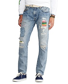 Men's Sullivan Slim Repaired Jeans