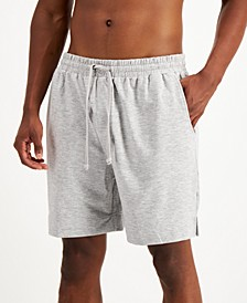 Men's Cotton Pajama Shorts, Created for Macy's