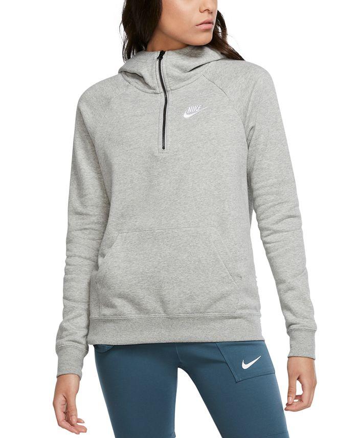 Nike - Plus Size Essential Logo Hoodie