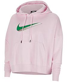 Nike Plus Size Logo Hoodie