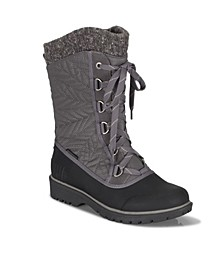 Stark Waterproof Thermal Cold Weather Women's Boot