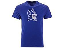 Duke Blue Devils Men's Mascot Logo T-Shirt