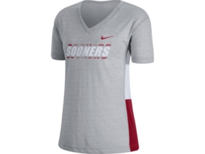 Nike Oklahoma Sooners Women's Breathe T-Shirt