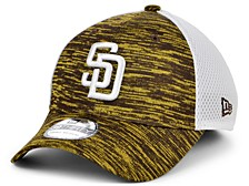 San Diego Padres English Knit Neo 39THIRTY Cap