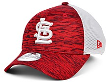 St. Louis Cardinals English Knit Neo 39THIRTY Cap