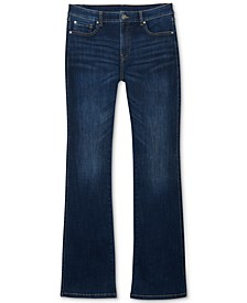 INC Plus Size Elizabeth Bootcut Denim Jeans, Created for Macy's