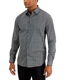 Men's Maze Shirt, Created for Macy's