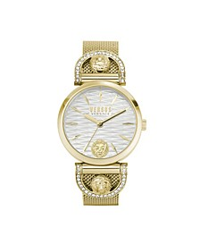 Women's Iseo Gold Tone Stainless Steel Bracelet Watch 36mm