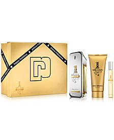 Men's 3-Pc. 1 Million Lucky Eau de Toilette Gift Set