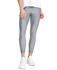 Women's HeatGear® Logo-Stripe Leggings
