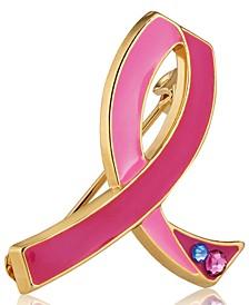 Pink Ribbon Pin