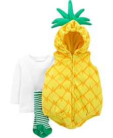 Baby Boy or Girl  Little Pineapple Halloween Costume