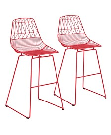 Brody Bar Chair, Set of 2