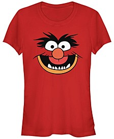 Women's Muppets Animal Costume Tee Short Sleeve T-shirt