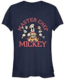 Women's Disney Mickey Classic Master Chef Short Sleeve T-shirt