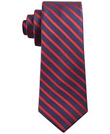 Men's Exotic Slim Stripe Tie