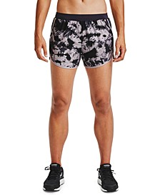 Women's Fly By Printed Shorts