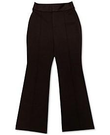 INC High-Rise Flare-Leg Pants, Created for Macy's