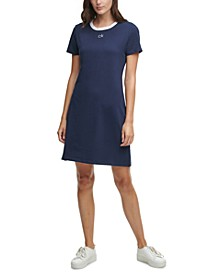 Logo Shirtdress