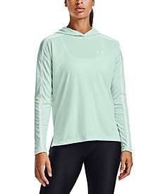 Women's UA Tech Colorblocked Hoodie