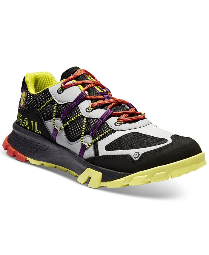 Timberland - Men's Garrison Trail Low-Top Sneakers