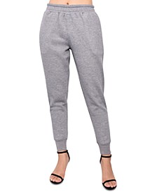 Juniors' Jogger Sweatpants