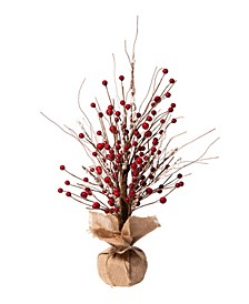 Christmas Berry Table Tree decor