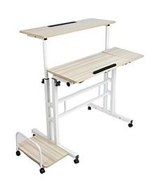XL Roll Stand Desk