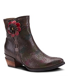 Women's Canter Western Multiple Tonal Booties