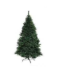 Unlit Buffalo Fir Medium Artificial Christmas Tree