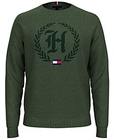 Men's Aldrich Logo Sweater