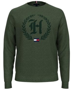 Tommy Hilfiger Men's Aldrich Logo Sweater